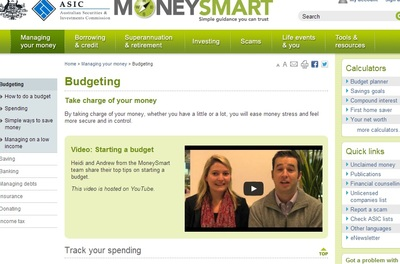 MoneySMart website - A helpful website